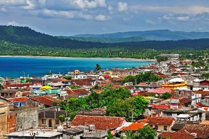 Baracoa, Cuba before Hurricane Matthew